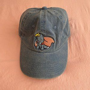 Disney Dumbo Embroidered Patch Baseball Cap